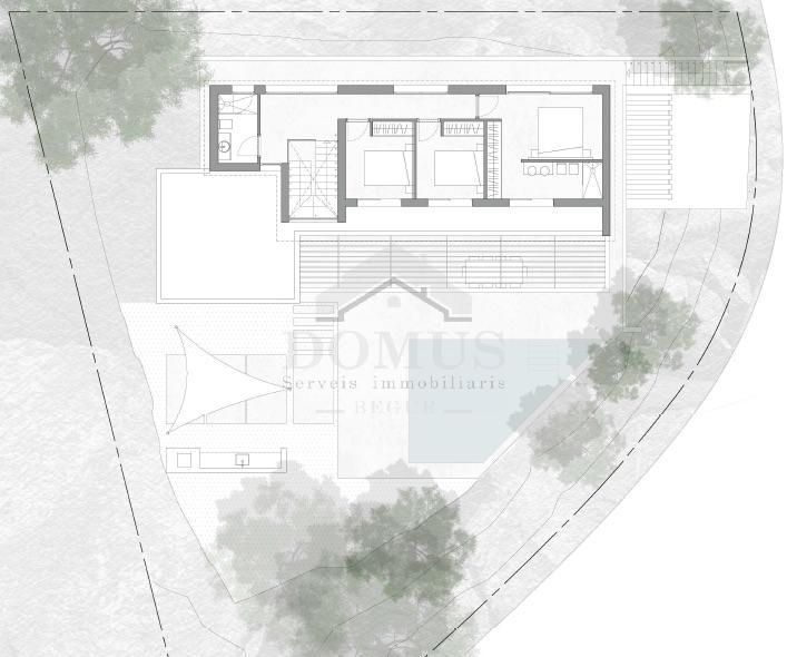 1265 The modern one Detached house / Villa Sa Riera Begur