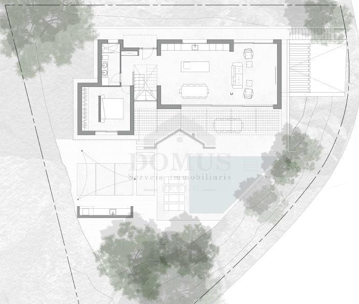1265 The modern one Casa aislada / Villa Sa Riera Begur