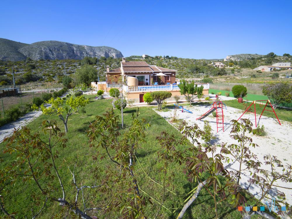 087 ESTELA Casa aislada / Villa Costa Blanca Moraira