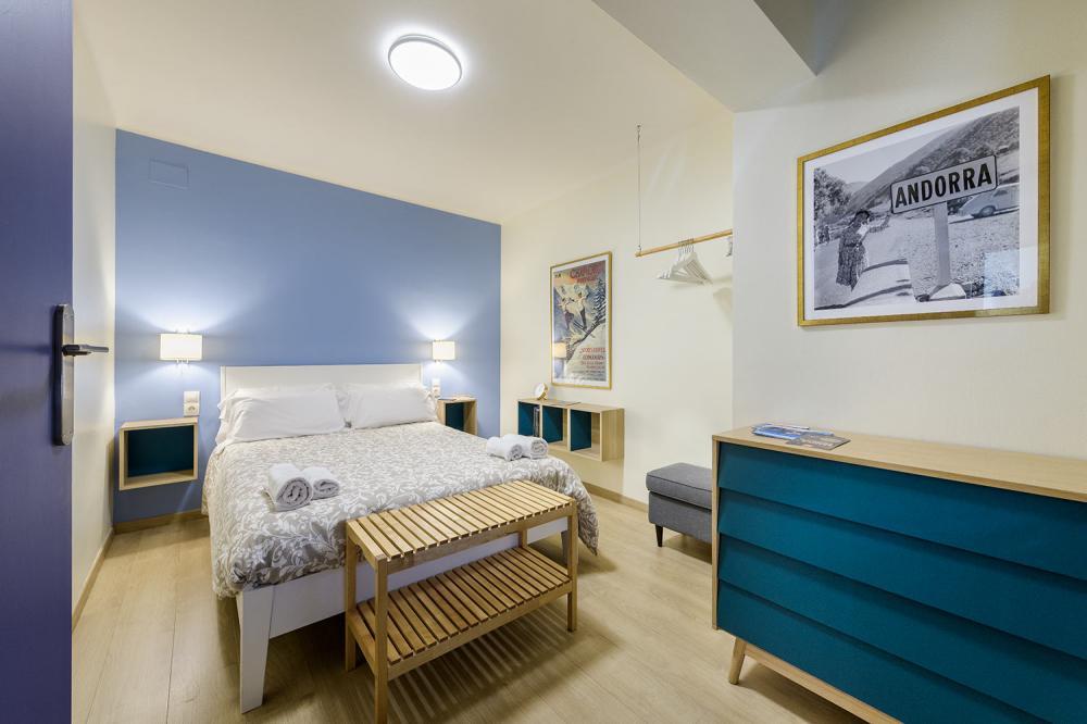 001 ESCAPADES Apartament  Andorra la Vella