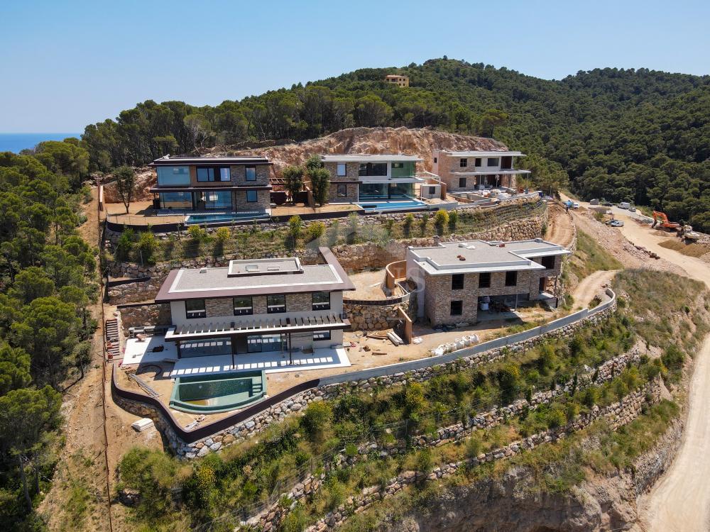 2729 La Pedrera - Cap de Gall I Casa 3 Casa aïllada / Villa Sa Riera Begur