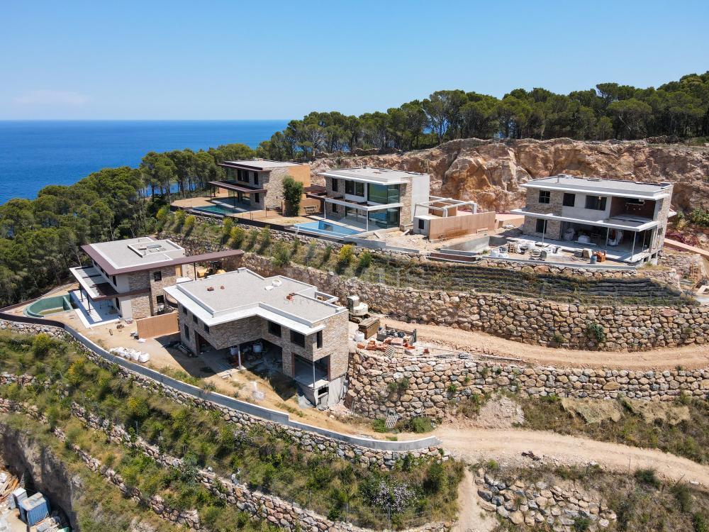 2730 La Pedrera - Cap de Gall II casa 4 Casa aislada / Villa Sa Riera Begur