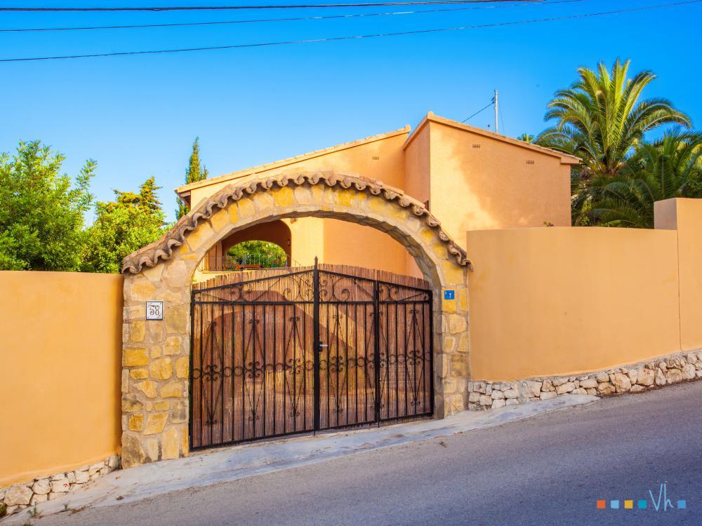 088 AMANECER Casa aislada / Villa  Benissa