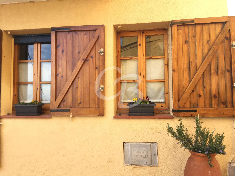 A2111 PRECIOSA CASA DE PUEBLO EN EL CENTRO DE BEGUR Village house Centre Begur