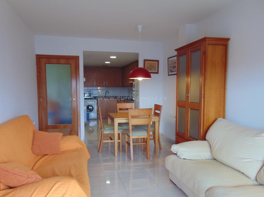 108-2 EDIFICI AHUMELL Apartamento Centre Sant Antoni de Calonge