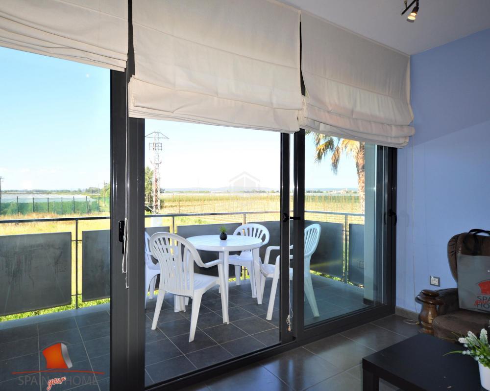 118033 Apt Natura - con piscina comunitaria. 800m de la p Appartement  Sant Pere Pescador