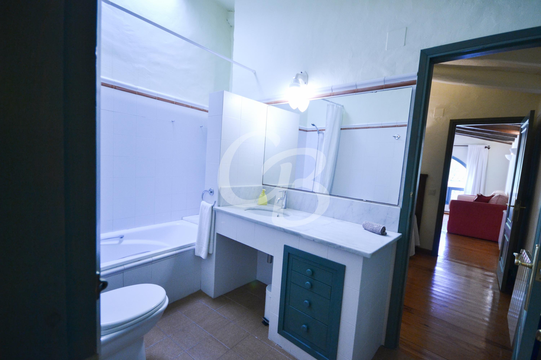 A2115 CASA DE PUEBLO EN EL CENTRO DE BEGUR Apartment Centre Begur