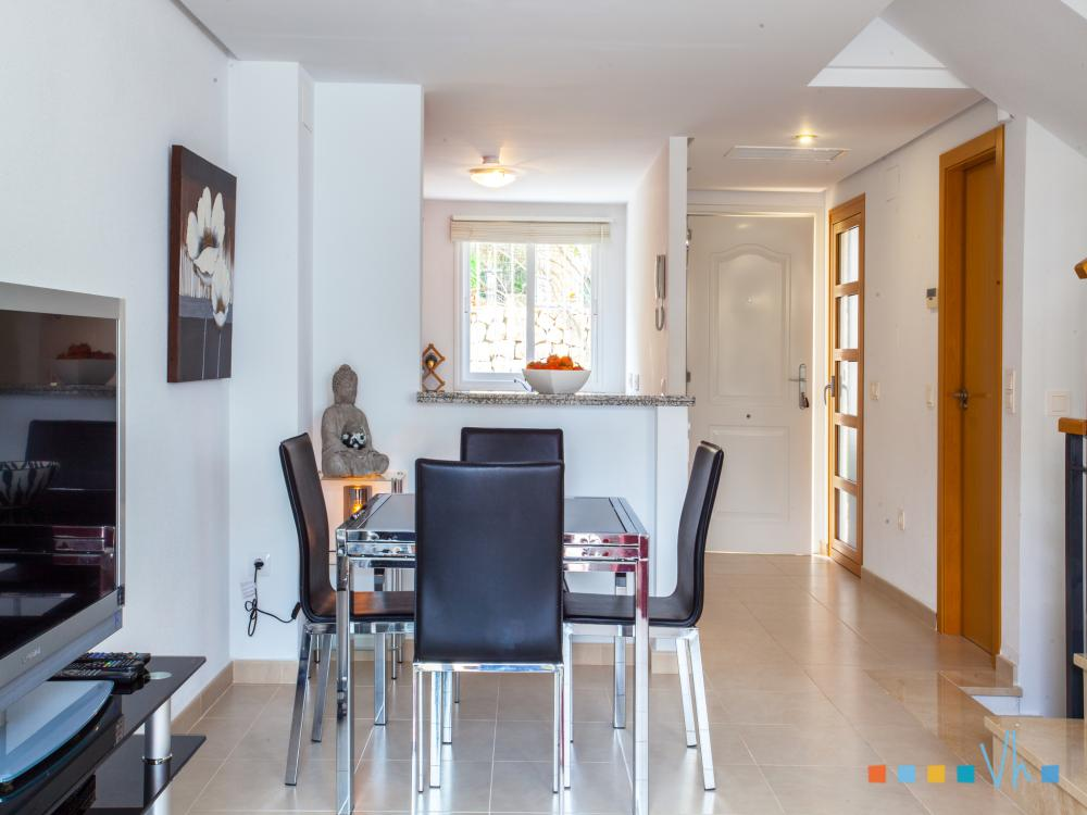 091 MARYVILLA Casa adosada  Calpe/Calp