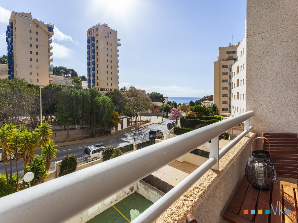 96 APARTAMENTO MANZANERA Appartement Edificio Mar Agusta 17 2B Calpe/Calp