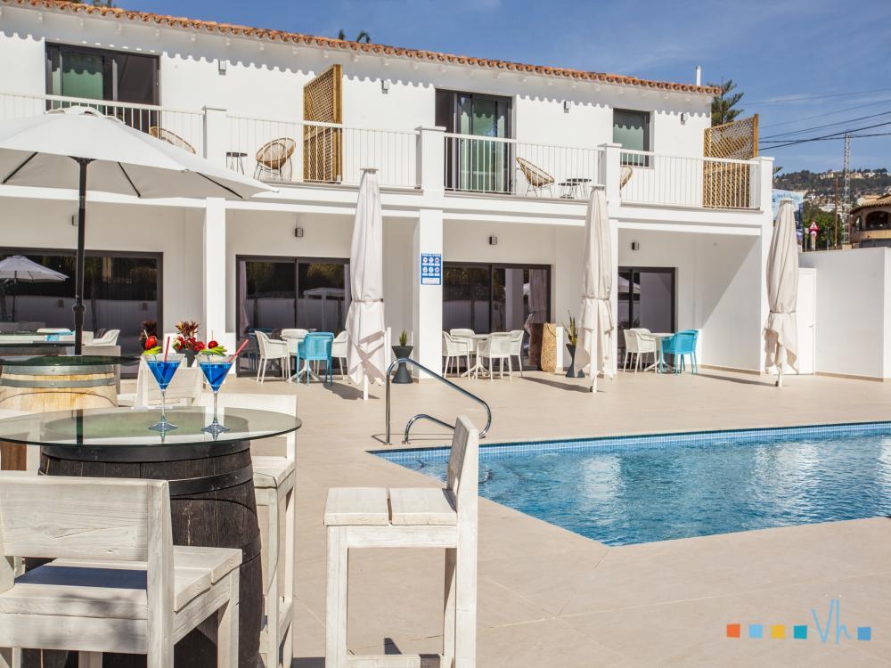 99 APARTAMENTO BEACH 1 Apartamento  Benissa