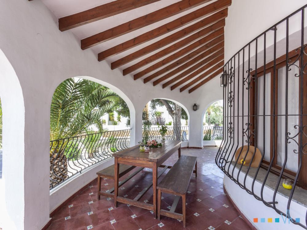 104 LA FUENTE Casa aislada / Villa  Moraira