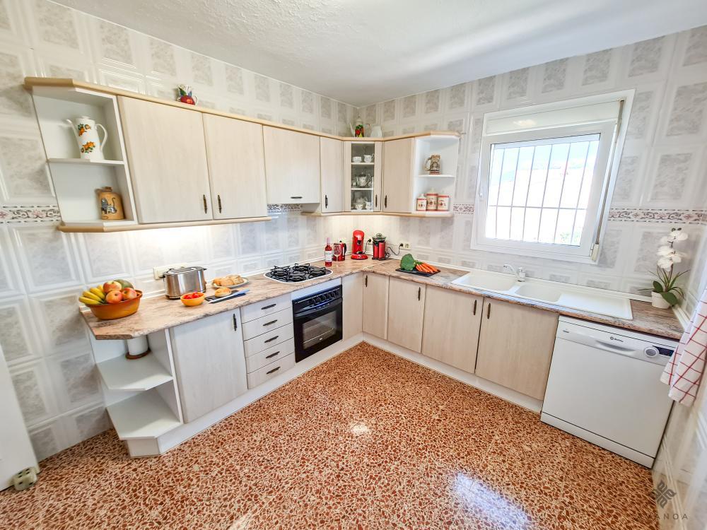 A012 CALETA Casa aislada / Villa Caleta Calpe/Calp