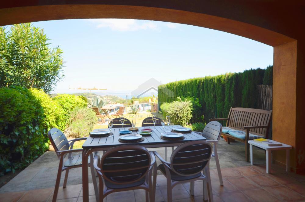 010 SA RODA  22 Casa adosada Centre Begur