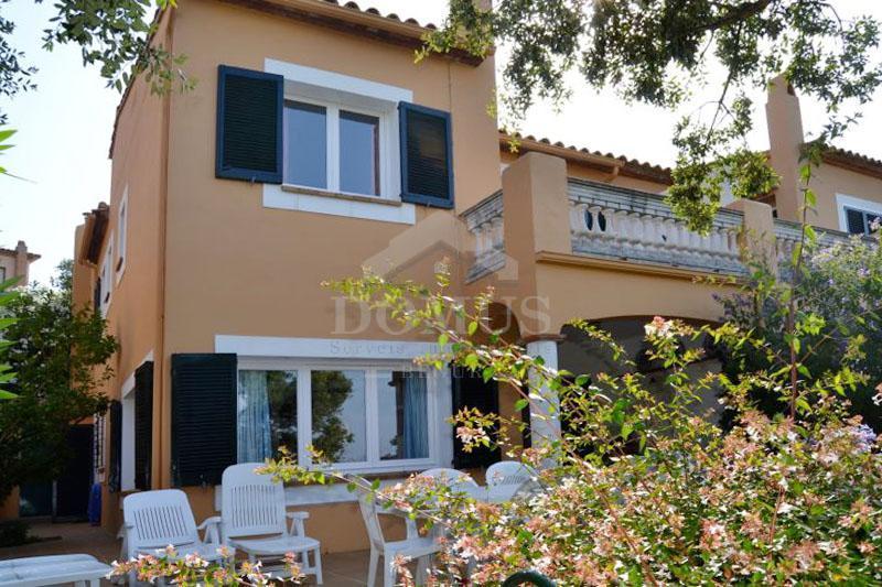 120 CASTELL MAR 20 Casa adosada Centre Begur