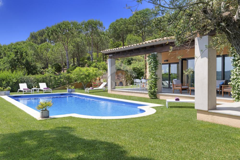 616 EL JARDIN SECRETO Vrijstaand huis Casa de camp Begur