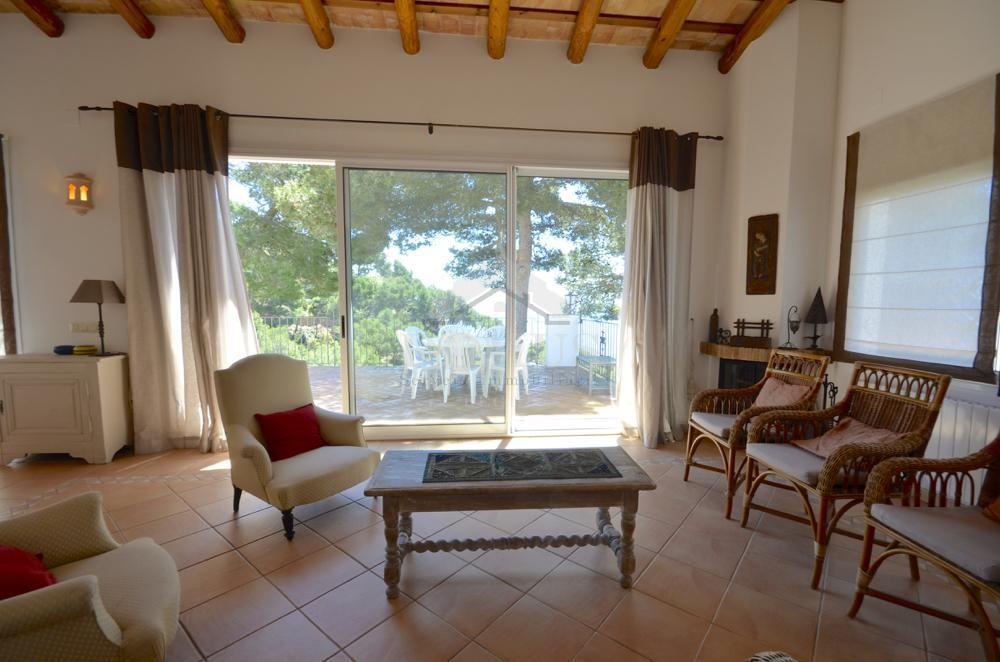 402 LOS ARCOS Casa aislada Aiguablava Begur