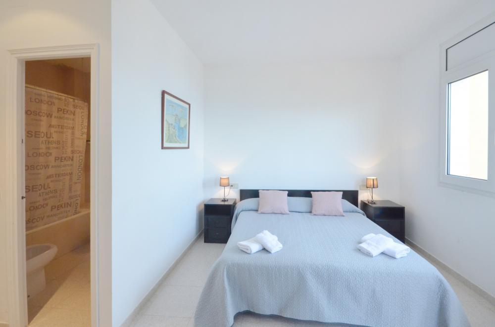 291 SA NAU 12-2 Apartment Aiguafreda Begur