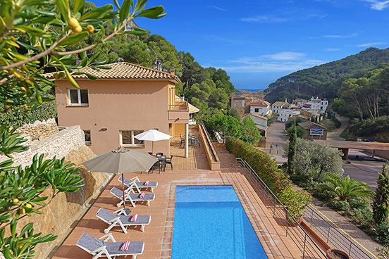 223 AVINGUDA GARBI Detached house Sa Tuna Begur