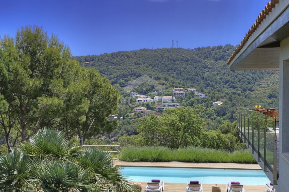 372 TORRE DELS 4 VENTS Casa aislada Sa Riera Begur