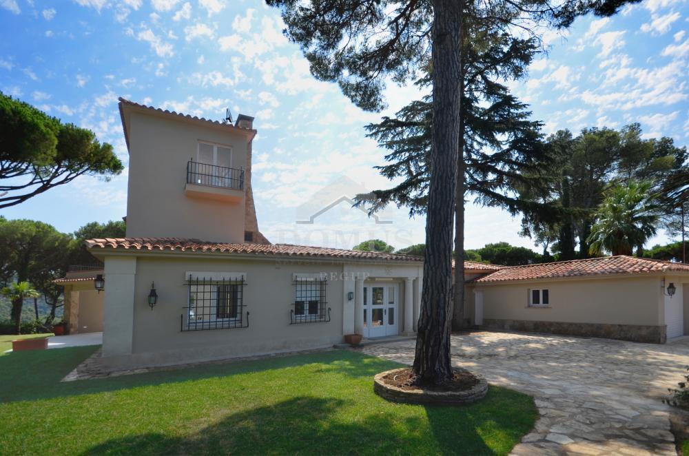 2801 LES PALMERES Casa aislada Aiguablava Begur