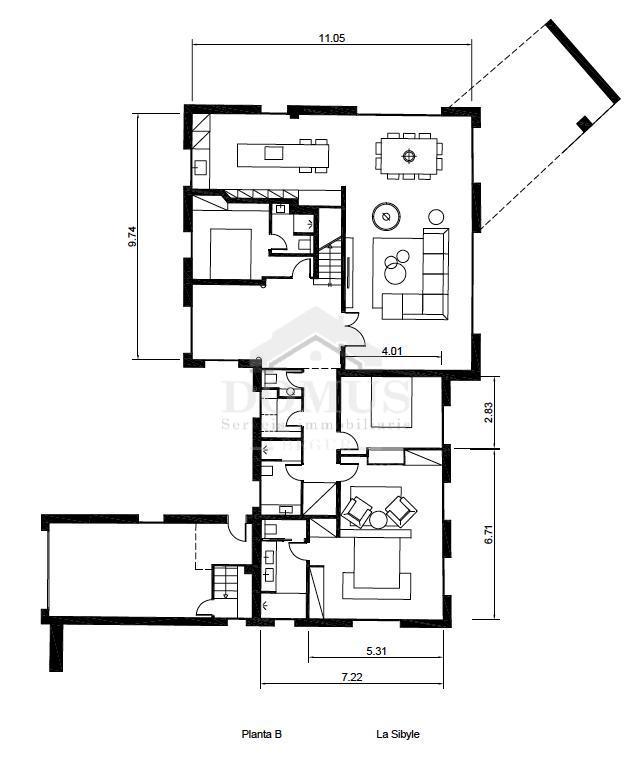 2801 LES PALMERES Detached house Aiguablava Begur