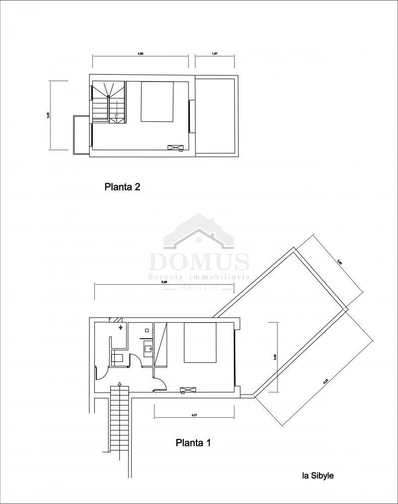 2801 LES PALMERES Casa aïllada Aiguablava Begur