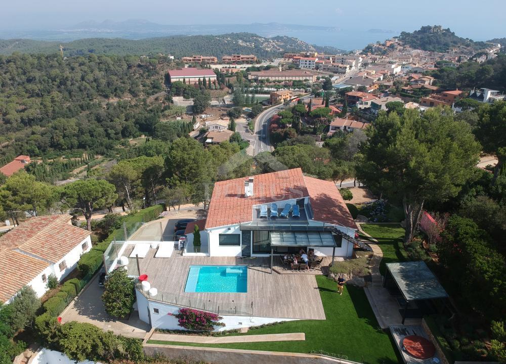 111 CASA SERRABELLA Villa privée Centre Begur
