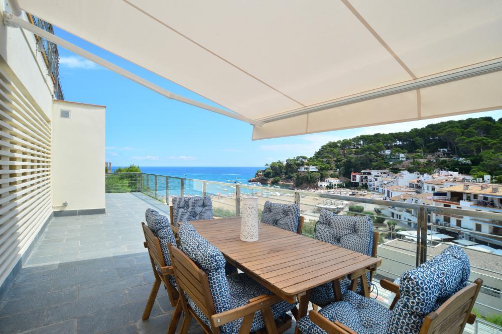 1600 Vista a Mar Appartement Sa Riera Begur