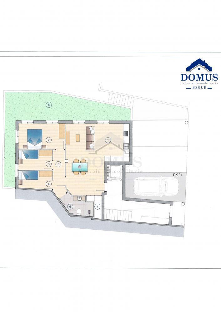 1589 ALBONS Apartment Centre Begur