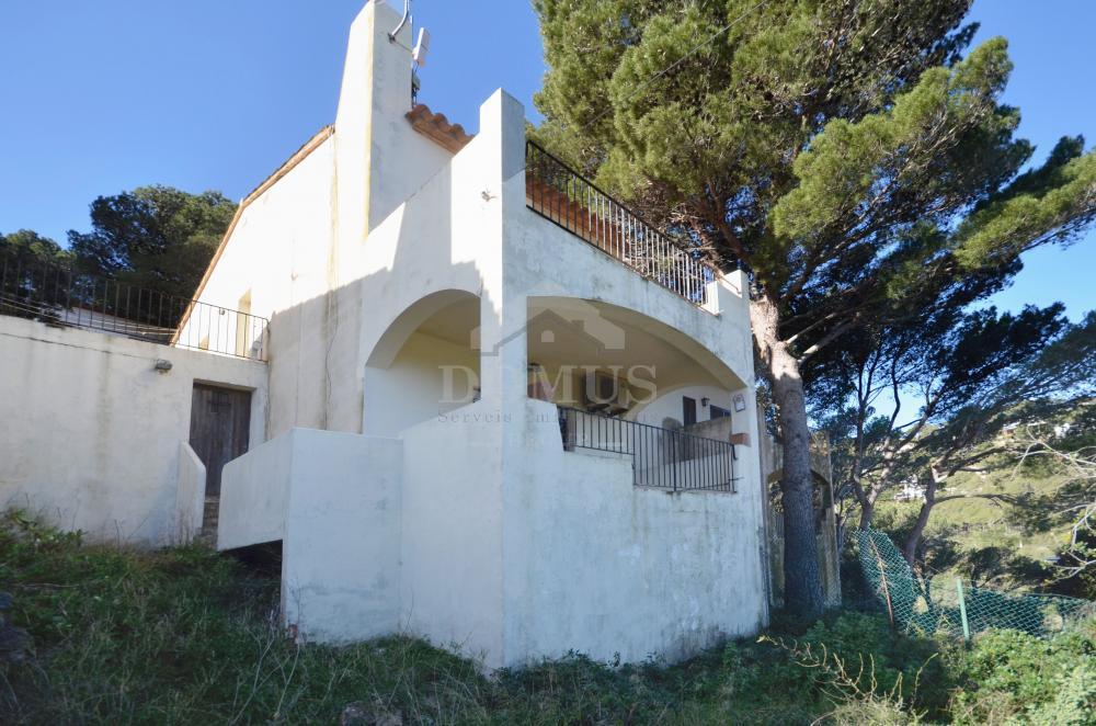 41271 CANYELLES Casa adossada Sa Tuna Begur