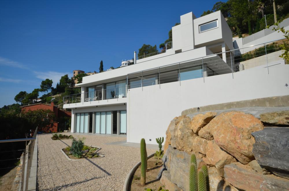 2725 Casa Sol Blanc Casa aislada Aiguablava Begur