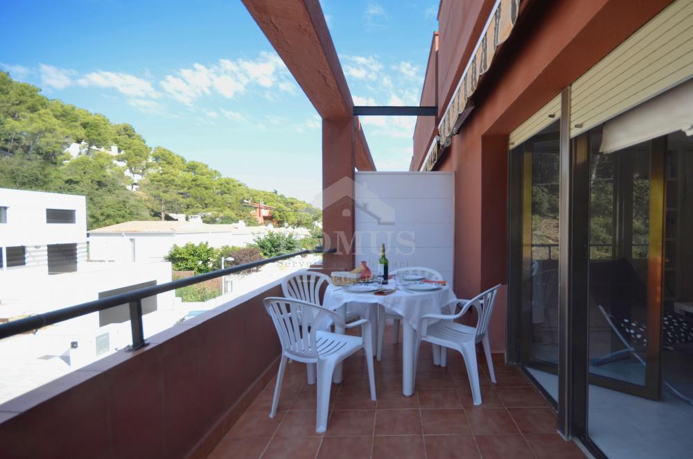 1561 Sa Riera Apartament Centre Begur