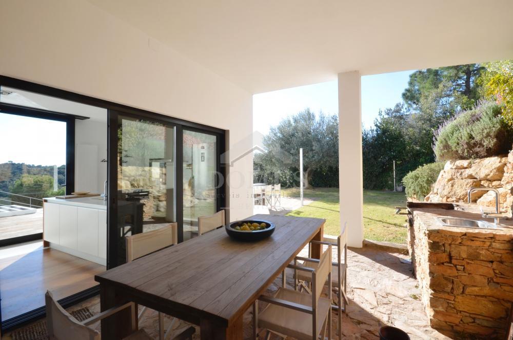 293 Casa Azul Casa aislada Sa Tuna Begur
