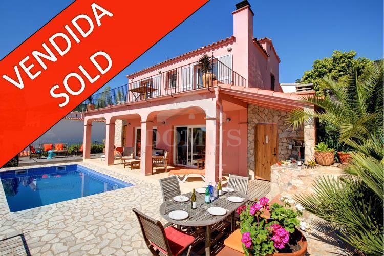 2852 PLATJA FONDA Casa aislada Aiguablava Begur