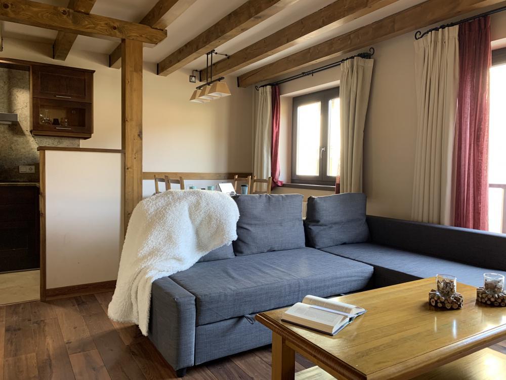 001 Apartament 1 hab. Apartment La Molina Poble ALP