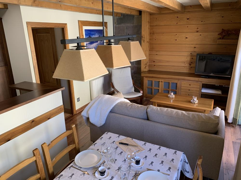 003 Apartament 2 hab. Apartment La Molina Poble ALP