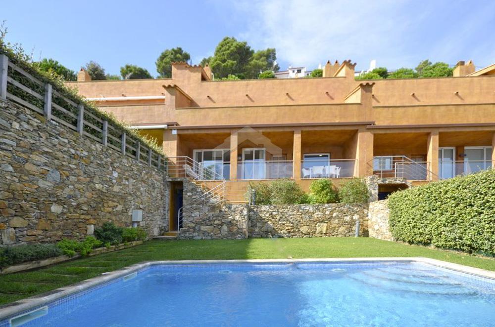 41455 TORNASOL Casa adosada Sa Tuna Begur