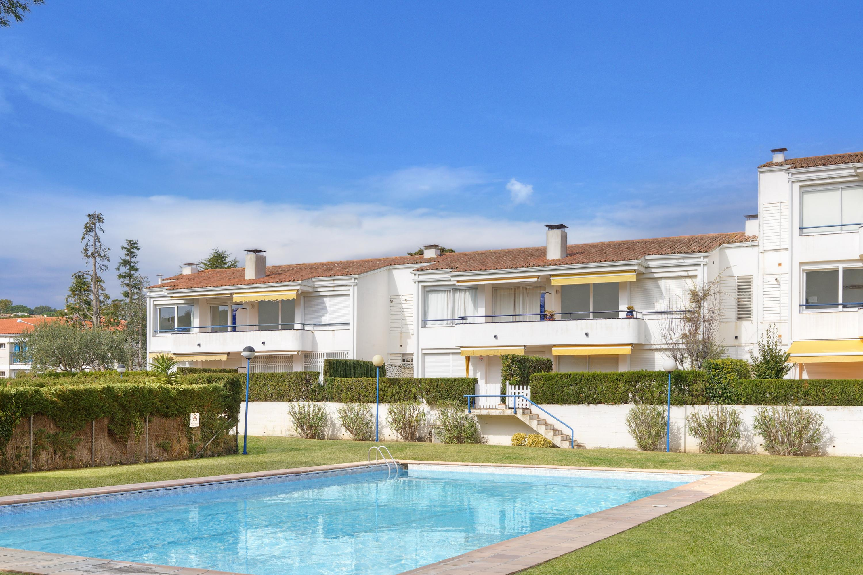 CARIBE PARK, Apartment With Swimming Pool, Calella De Palafrugell, Costa  Brava