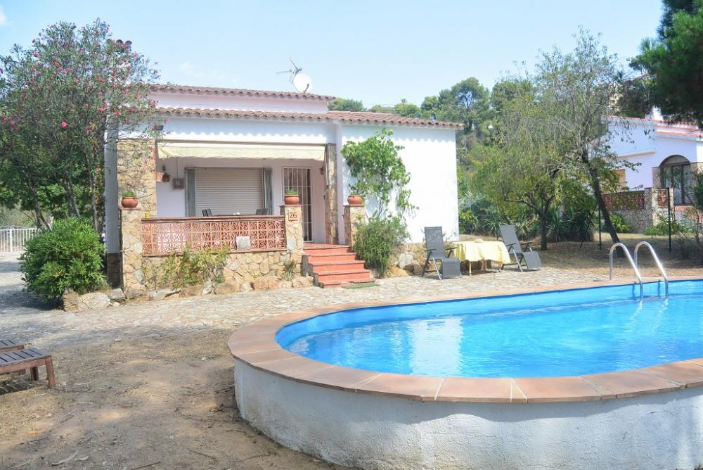 Detached house with swimming pool Mas Tomasí Pals