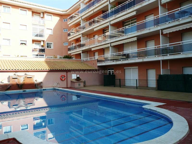 066 MAR BLAU II - 4º Apartament RESIDENCIAL SANT ANTONI DE CALONGE