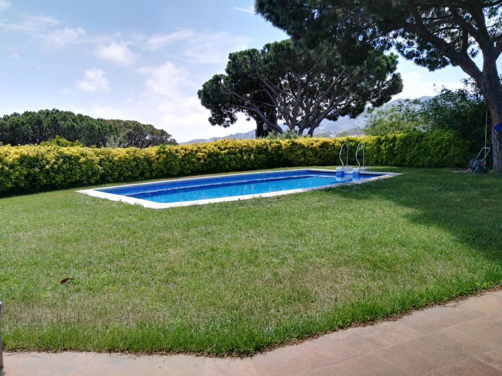 014 LLA CAMI DE CABRERA Casa aislada El Maresme Cabrils