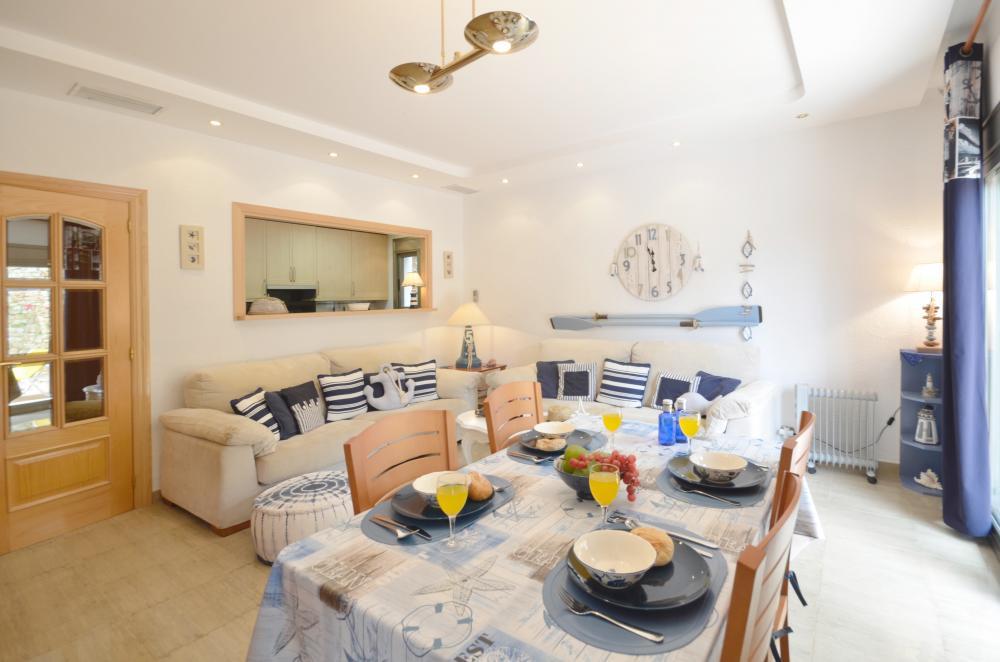 1653 SOL I MAR Apartamento Aiguablava Begur
