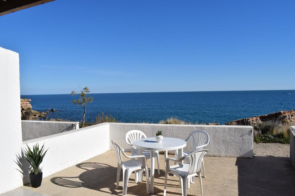 001 Apartamento Sol Naixent - Sensacionales Vistas al Mar (4/6pax-SN2HAB) Apartment Urb. Calafat - Ametlla de Mar Ametlla de Mar (L')