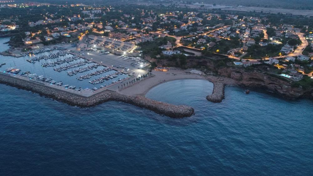 021 ÁTICO ANCLA CON PISCINA PRIVADA Apartamento Urb. Calafat - Ametlla de Mar Ametlla de Mar (L')