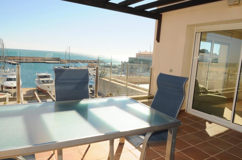 027 RMP 4 PAX Apartamento Urb. Calafat - Ametlla de Mar Ametlla de Mar (L')