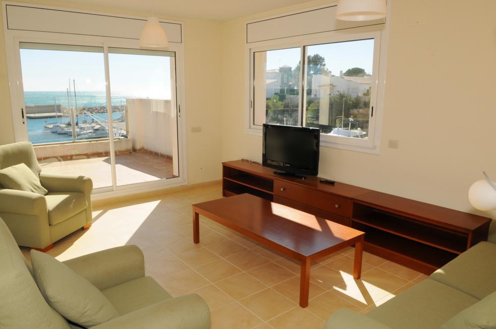 027 RMP 4 PAX Appartement Urb. Calafat - Ametlla de Mar Ametlla de Mar (L')