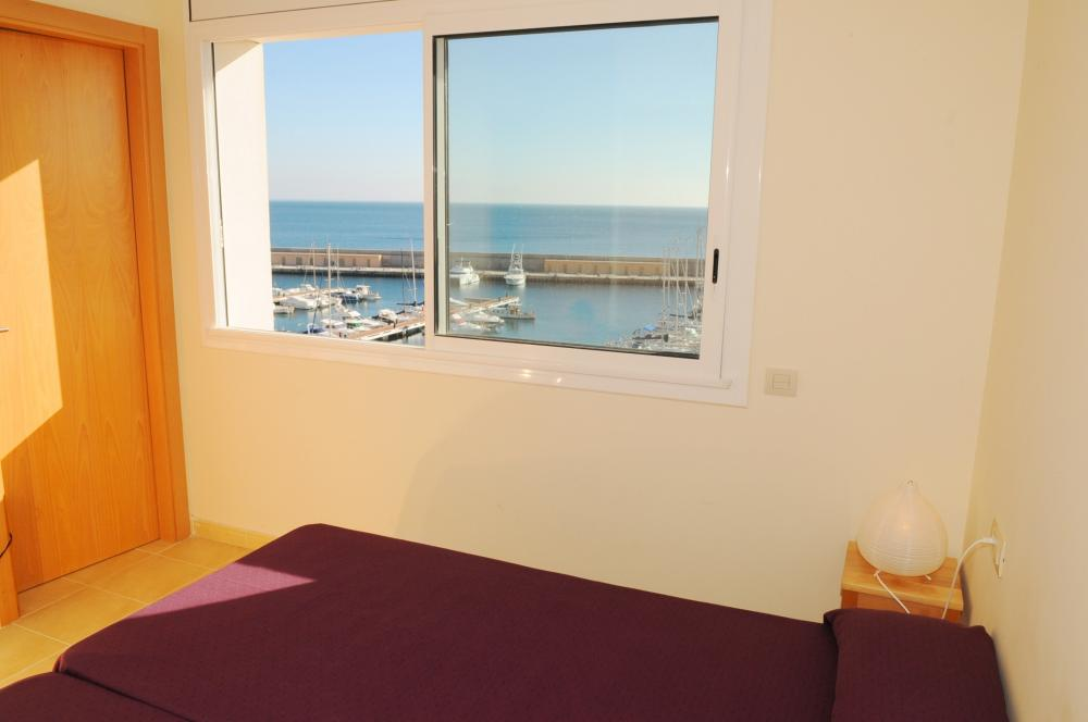 036 RMP 8 PAX Appartement PUERTO Ametlla de Mar (L')