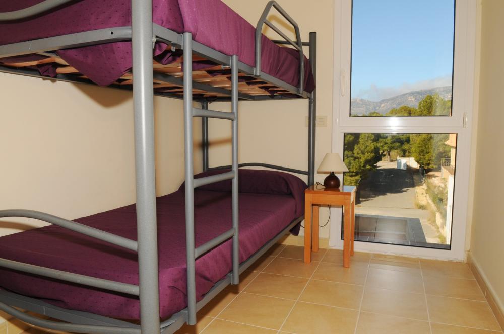 036 RMP 8 PAX Apartment PUERTO Ametlla de Mar (L')