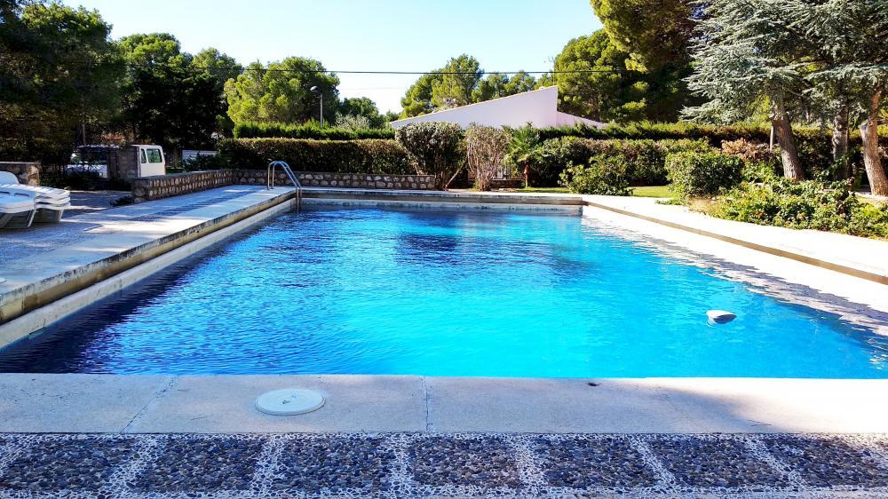 062 Villa Yate Con Piscina Privada Casa aislada Urb. Calafat - Ametlla de Mar Ametlla de Mar (L')
