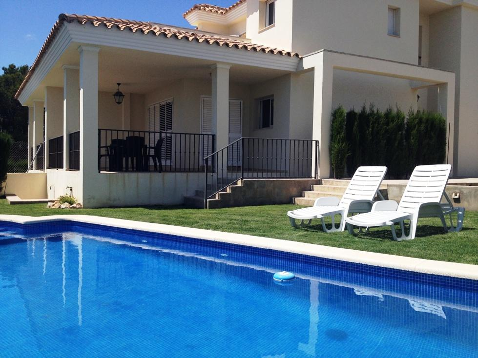 070 VILLAS LLEVANT Semi-detached house Urb. Calafat Ametlla de Mar (L')